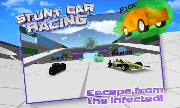 دانلود بازی ماشین سواری چند نفره Stunt Car Racing – Multiplayer v4.48 اندروید