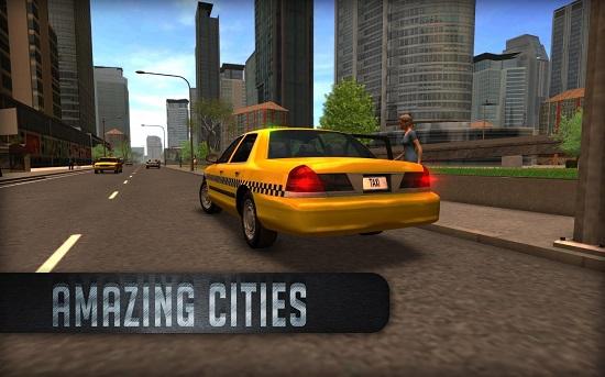 دانلود بازی تاکسی سیم Taxi Sim 2016 v1.0.0 اندروید