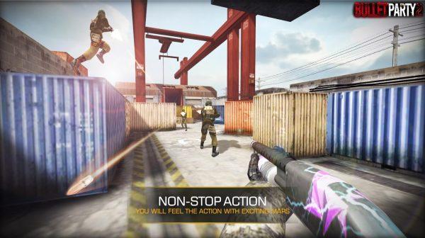 دانلود بازی جزب گلوله Bullet Party CS 2 : GO STRIKE v1.1.2 اندروید