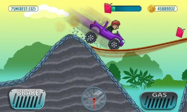 دانلود بازی صعود ماشین Cars Hill Climb Race v1.0.6 اندروید