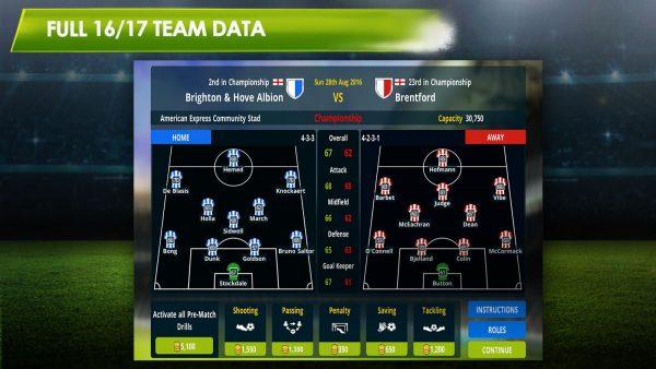 دانلود بازی مربی تیم Championship Manager 17 v1.1.1.469 اندروید