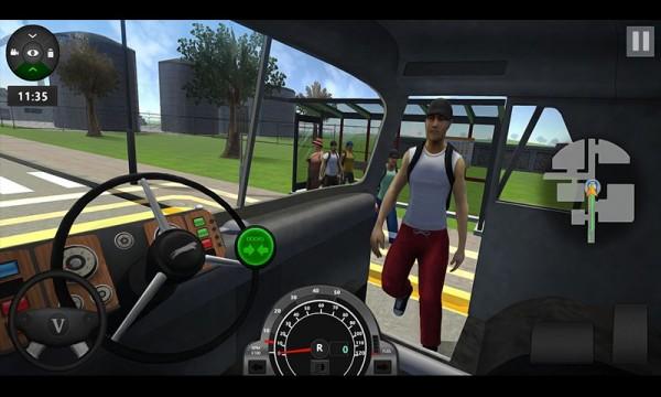 دانلود بازی شبیه ساز جدید اتوبوس City Bus Simulator 2016 v3 اندروید