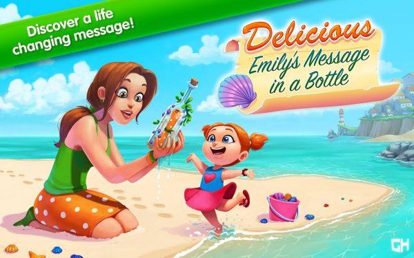 دانلود بازی بطری خوشمزه Delicious Message in a Bottle v1.0 اندروید