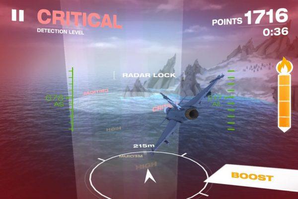 دانلود بازی گریپن جنگنده Gripen Fighter Challenge v1.0 اندروید