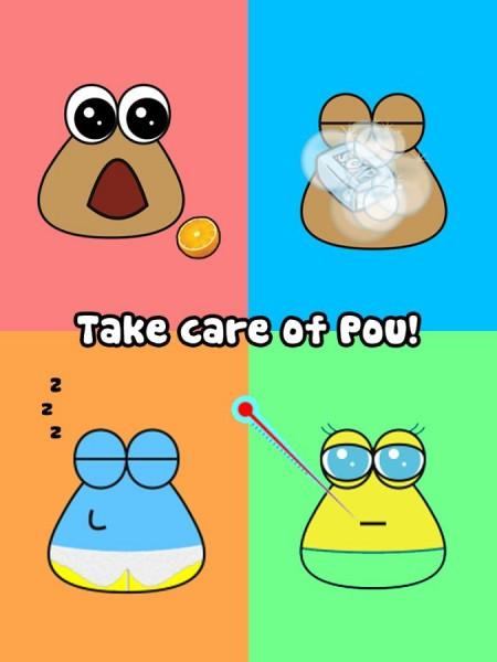 دانلود بازی پو Pou v1.4.72 اندروید