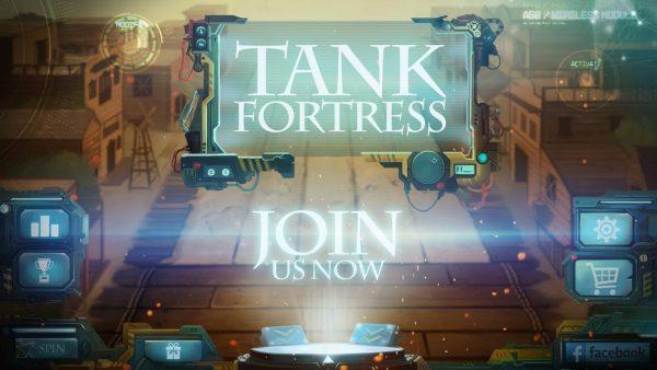 دانلود بازی تانک و قلعه Tank Fortress v1.0 اندروید