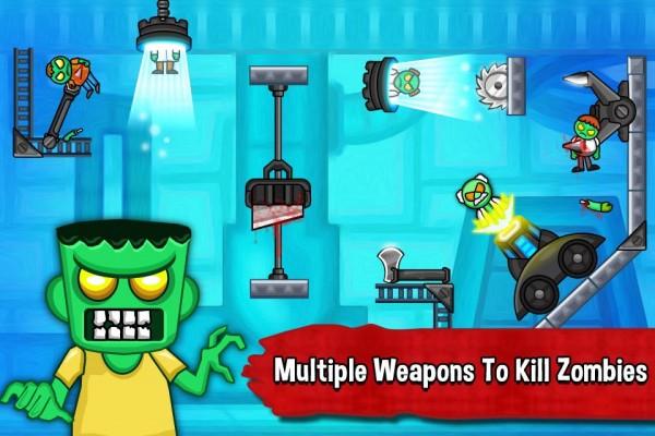 دانلود بازی عروسک زامبی Zombie Ragdoll v2.2.2 اندروید