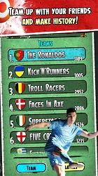 """بازی """"کریستین رونالدو"""" Cristiano Ronaldo: Kick'n'Run v1.0.15 اندروید"""