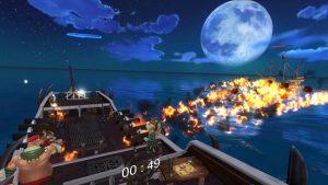 بازی وی ار هفت قهرمان Heroes of the Seven Seas VR