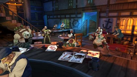 دانلود بازی هفت قهرمان Heroes of the Seven Seas VR 1.00 اندروید