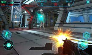 بیگانگان فضایی Alien Space Shooter 3D