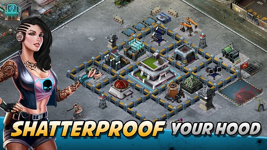 دانلود بازی جرم و جنایت عیان Crime Lords : Mobile Empire v1.505 اندروید