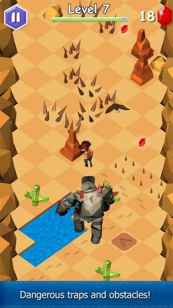 دانلود بازی جیم ریدر Gem Raider v1.05 اندروید