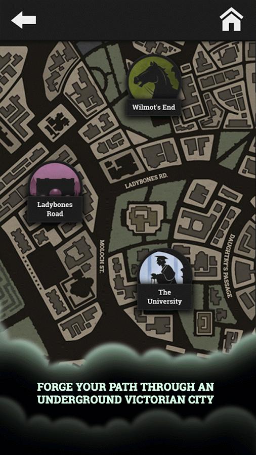 دانلود بازی افتادن در لندن Fallen London 1.0.1341 اندروید