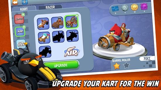 دانلود بازی انگری بیرد گو Angry Birds Go! 2.2.10 اندروید