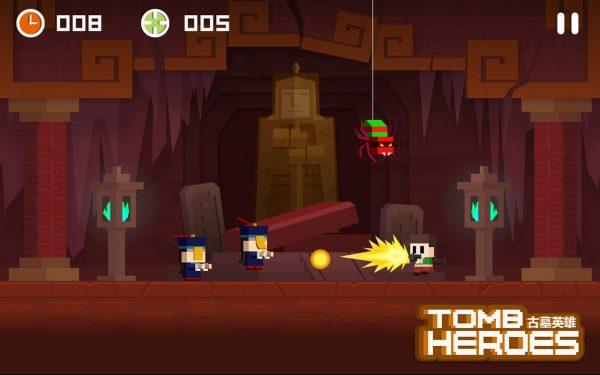 دانلود بازی تامپ هیرو Tomb Heroes v1.0.0 اندروید