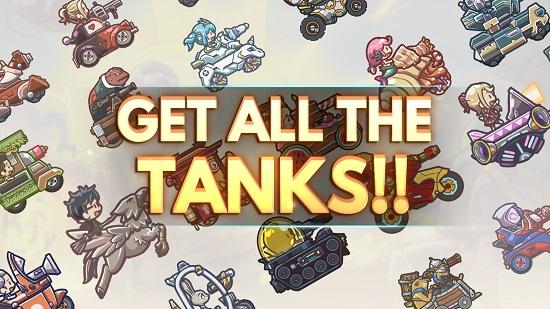 دانلود بازی تاچ تانک Touch Tank v1.3.1 اندروید