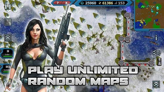 دانلود بازی جنگ ماشین ها Machines at War 3 RTS v1.0.1 اندروید