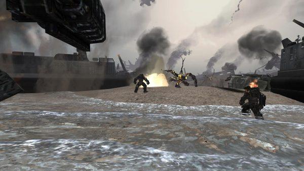 دانلود بازی فردای خونی Edge of Tomorrow Game v1.0.3 اندروید