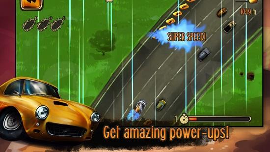 دانلود بازی فوق العاده Adrenaline Racing v1.0 اندروید