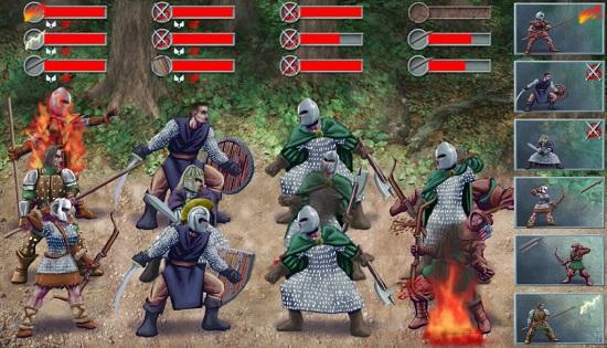 دانلود بازی ماجرای ایلیریا Tales of Illyria:Fallen Knight v3.11 اندروید