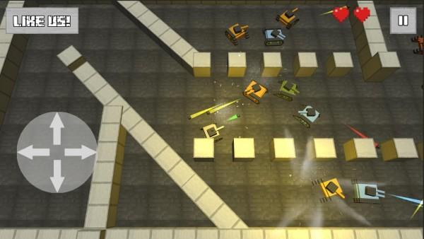 دانلود بازی کرفت تانک Craft Tank v2.1.7 اندروید