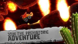 دانلود بازی Fun Kid Racing Prehistoric Run v1.0 اندروید
