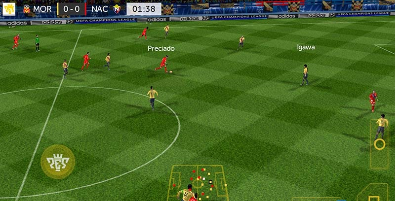 free download pes 2017 for android apk