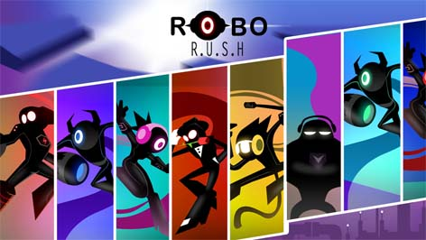 دانلود بازی ربو راش Robo Rush v1.2 اندروید