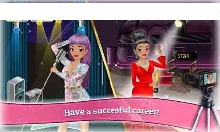 دانلود بازی سوپر استار زندگی Superstar Life v5.3.5 اندروید