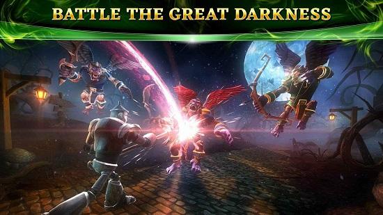 دانلود بازی شکست پادشاهی Oz: Broken Kingdom™ v1.4 اندروید