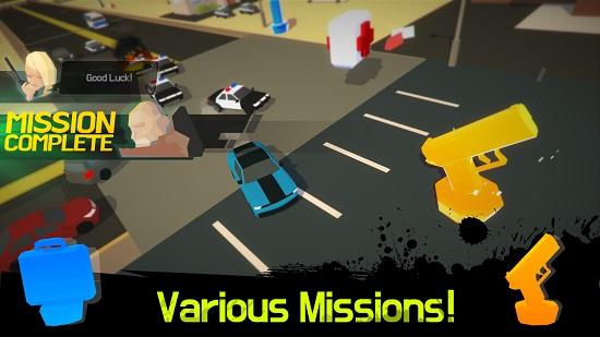 دانلود بازی فرسودگی شهر Burnout City 1.1.4 اندروید
