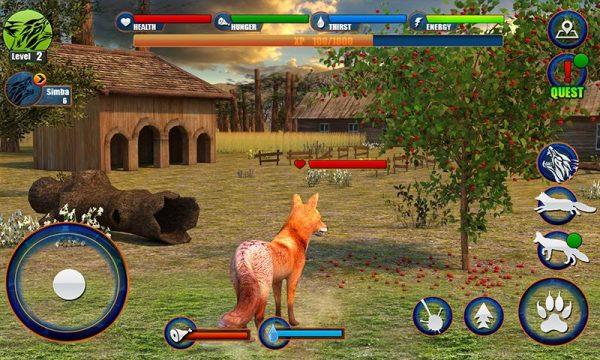 دانلود بازی ماجرای فاکس وحشی Wild Fox Adventures 2016 v1.0 اندروید