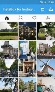 نرم افزار اینستاباکس InstaBox for Instagram