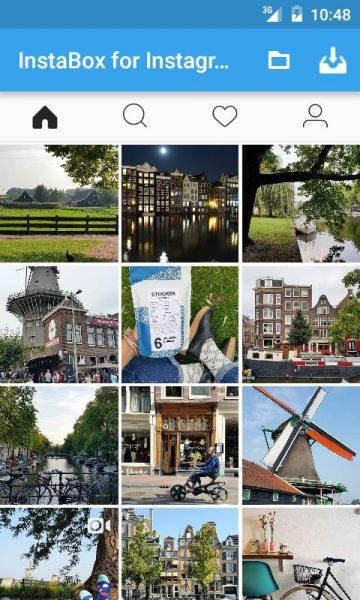 دانلود نرم افزار اینستاباکس InstaBox for Instagram v1.01 اندروید