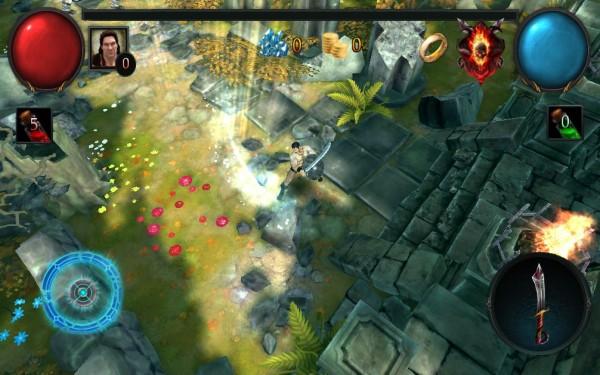 دانلود بازی پادشاه تاریکی ها Glory Warrior:Lord of Darkness v1.2.69208 اندروید