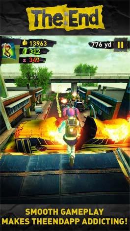 دانلود بازی پایان فرار The End Run: Mayan Apocalypse v3.05 اندروید