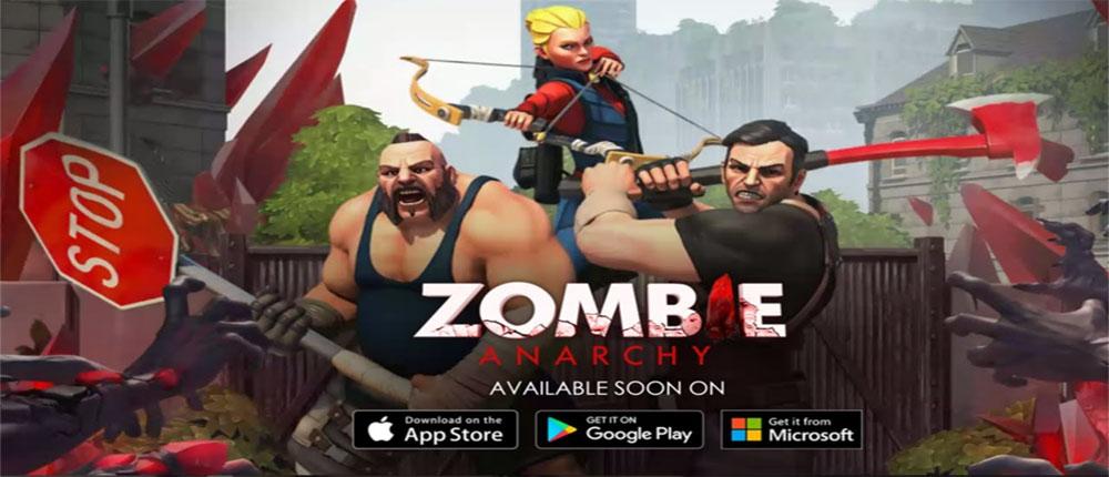 دانلود بازی هرج و مرج زامبی Zombie Anarchy v1.0.0 اندروید