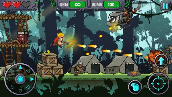 دانلود Metal Shooter v1.15 – بازی تیر اندازی فلزی اندروید