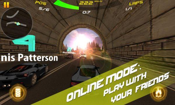دانلود Racing Reborn v1.0 – بازی جدید تولد مسابقات اندروید