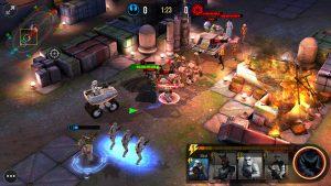 Star Wars Force Arena - بازی جنگ ستارگان ارنا اندروید (۲)