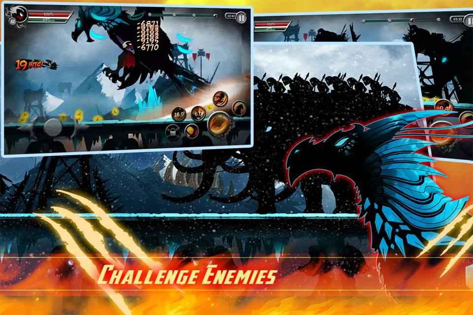 دانلود Stickman Legends Shadow Wars 1.0.0 – بازی افسانه سیاه جنگ برای اندروید