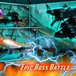 بازی Stickman Legends Shadow Wars اندروید