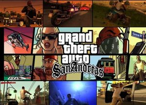 بازی GTA San Andreas اندروید